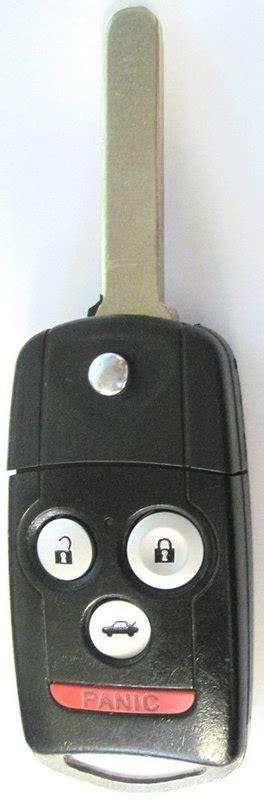 Acura Keyless Remote Entry Flip Key Fob Fcc Id Mlbhlik 1t
