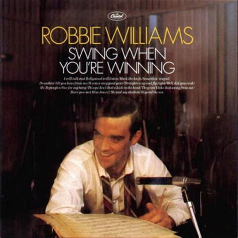 swing covers of pop songs swing when you re winning by robbie williams