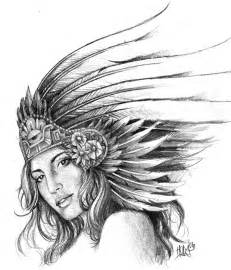 mexican gods and goddess tattoo designs photo 2 photo