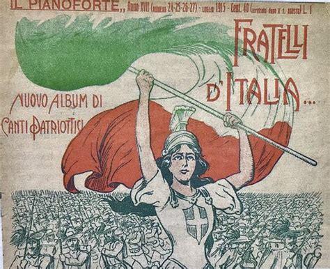 inno italia testo l inno di mameli o fratelli d italia inno italiano