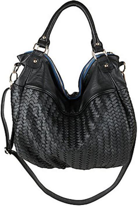 steve madden bsacw shoulder bag in black lyst