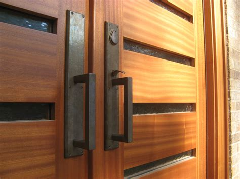 modern entry door wooden single door modern design joy studio design