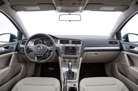 volkswagen golf 2017 interior 2017 volkswagen golf reviews and rating motor trend