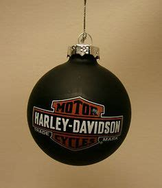harley christmas tree on pinterest christmas ornament