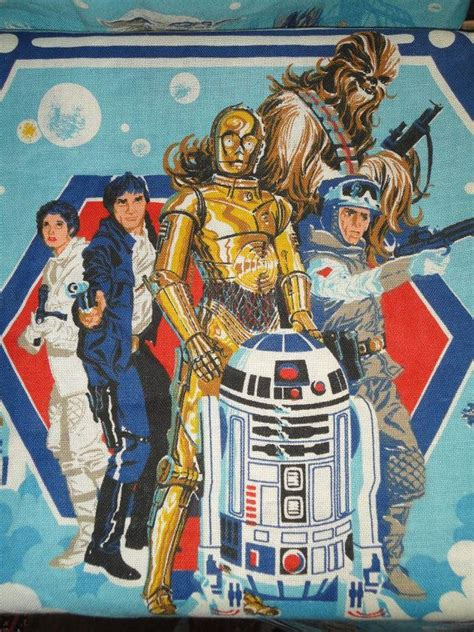 star wars drapes vintage 1970 s star wars curtain drape panels empire