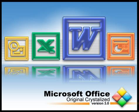 Microsoft Office 2003 Original ms office original by weboso on deviantart