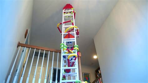 How To Make Paper Roller Coaster - andrew gatt s ultimate paper roller coaster the kid