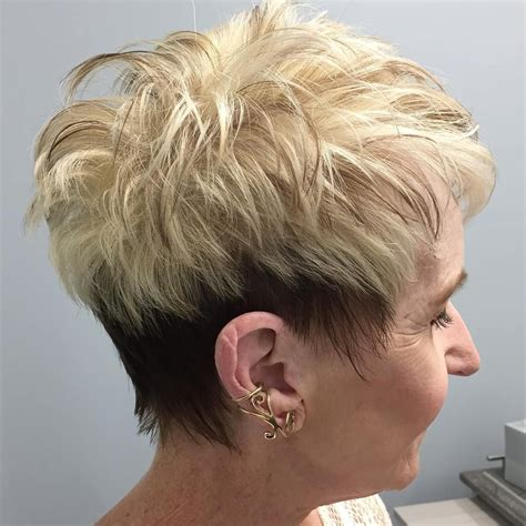 cuts and such short hair cuts above the ear 90 classy and simple short hairstyles for women over 50