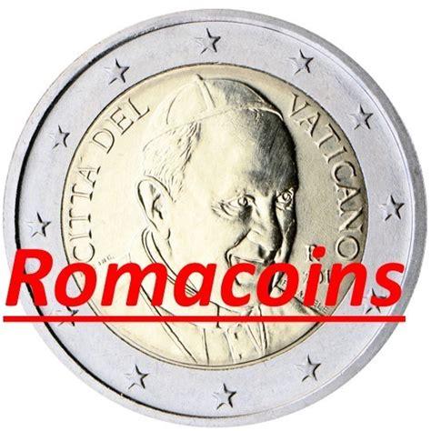 monete fior di conio 2 vaticano 2014 fior di conio fdc romacoins