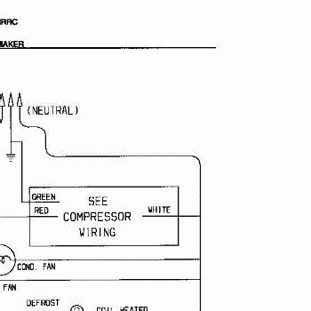 parts for frigidaire wrt22rrcw0 maker wiring diagram
