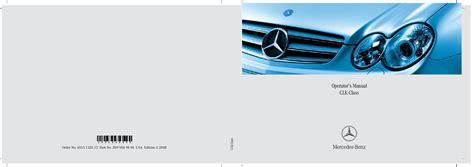 service and repair manuals 2008 mercedes benz clk class transmission control e320 owners manual pdf 2017 2018 cars reviews