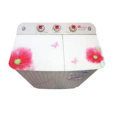 Mesin Cuci 2 Tabung Daimitsu jual daimitsu diw820 mesin cuci 2 tabung 8 kg