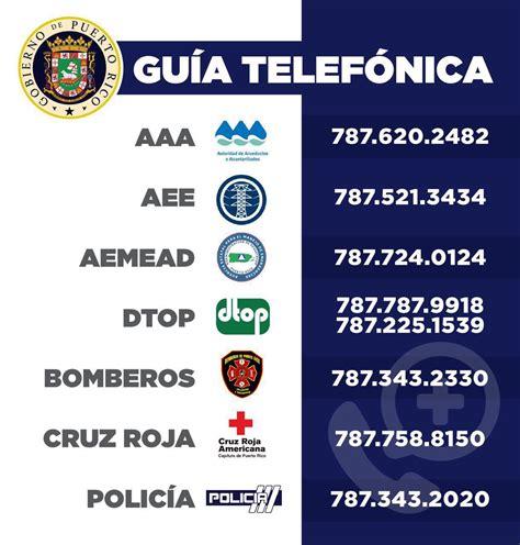 numeri a caso gu 237 a telef 243 nica emergencia