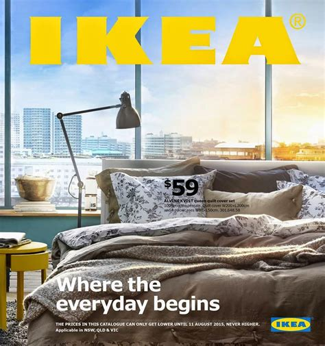 ikea covers ikea catalog covers from 1951 2015