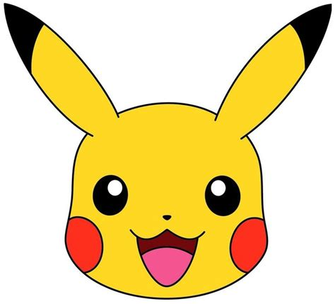 how to draw pikachu s face hellokids com 19 best pikachu images on pinterest beautiful drawing