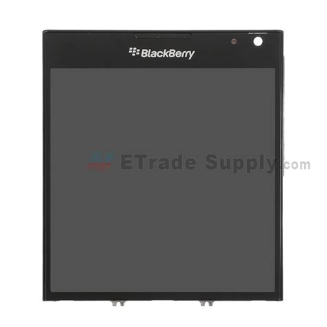 Lcd Blackberry Passport blackberry passport lcd assembly with frame black etrade supply