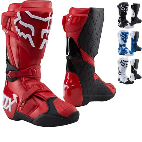 Fox Racing 180 Motocross Boots Arrivals Ghostbikes Com