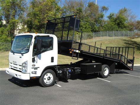 Used Landscape Trucks For Sale At Equip Enterprises Llc Landscape Trucks For Sale