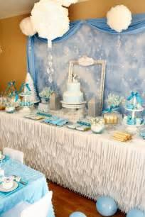 Winter Wonderland Theme Party Decorations - frozen16 jpg