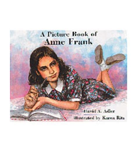 anne frank the biography summary bemusedbella a picture book of anne frank