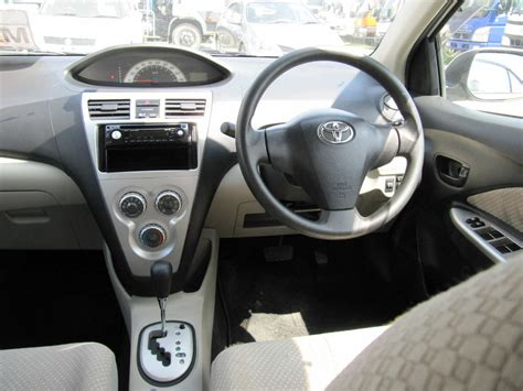 airbag deployment 2010 toyota yaris interior lighting 2007 toyota belta for sale 1300cc gasoline ff automatic for sale