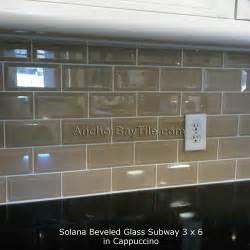 Glass Subway Tile Backsplash Kitchen Glazed Subway Tile Backsplash Google Search Kitchen
