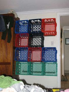 pics for gt milk crate shelves