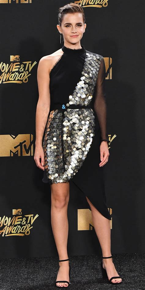 emma watson at 2017 mtv movie tv awards in la celebzz mtv movie tv awards 2017 uomo donna emma watson amica