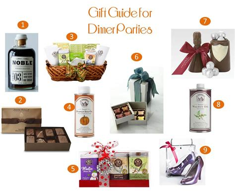 Dinner Gifts | gift guide for dinner parties mama in heels