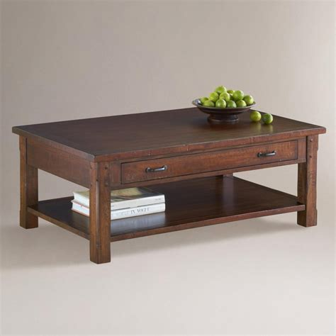 World Market Coffee Table Madera Coffee Table World Market Living Room Spruce Up Pinterest
