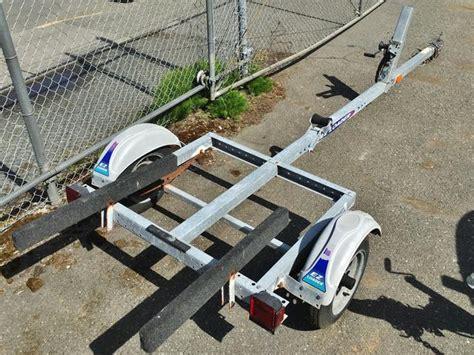 boat trailers for sale comox valley ez loader single axle bunk trailer outside comox valley