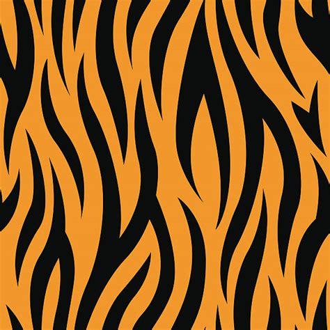 Tiger Pattern Seamless Vector | tiger clip art vector images illustrations istock