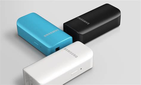 Power Bank Samsung 20 Ribu Mah samsung power bank 2100mah niebieski powerbanki sklep internetowy al to