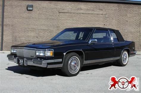 Birmingham Cadillac by 1988 Cadillac 1988 Cadillac Car For Sale