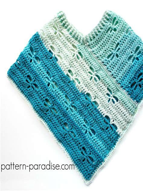 crochet poncho pattern free pinterest free crochet patterns poncho manet for