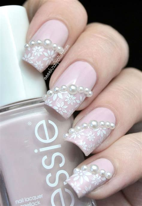 Wedding Nails by 48 Best Wedding Nail Design Ideas Sortra