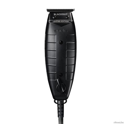 Magnetic Trimmer 1 andis master black label clipper blackout t outliner trimmer w magnetic combs andis clippers