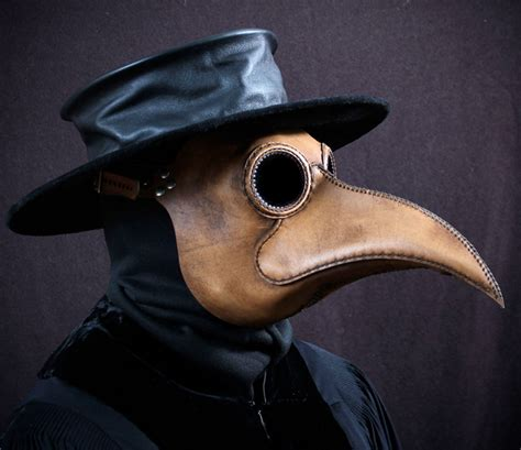 How To Make A Plague Doctor Mask With Paper Mache - plague doctor s mask church of