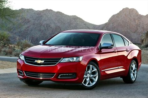 2020 Chevrolet Impala Redesign by 2020 Chevy Impala Ss Release Date Redesign Changes