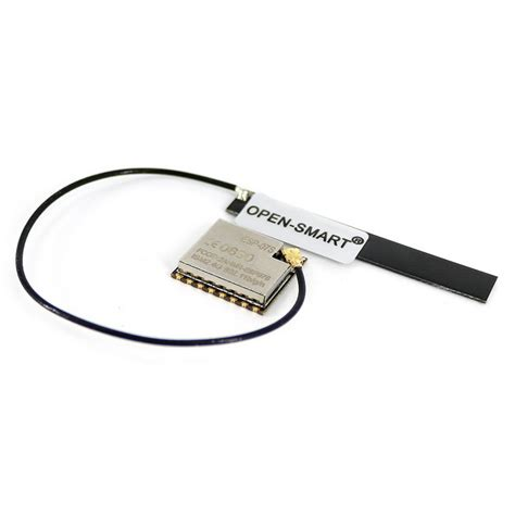 24ghz External Antenna For Esp8266 Serial Wifi Module esp 07s esp8266 serial wi fi transceiver module 2 4ghz pcb antenna free shipping dealextreme