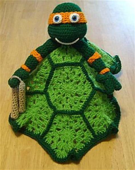 crochet pattern ninja turtle blanket ravelry too cute and ninja turtles on pinterest