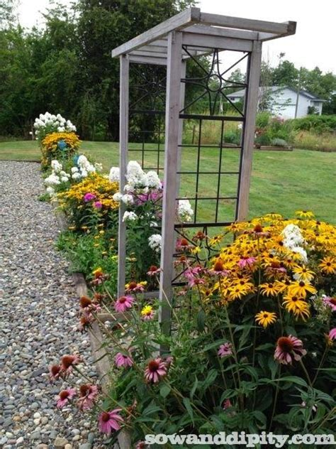 Fall Flower Garden Ideas Fall Flower Bed Ideas Photograph Flower Garden Design