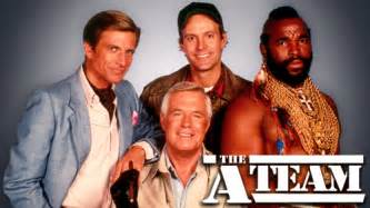 The stephen j cannell s classic 1980s action series the a team
