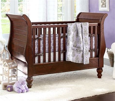 Baby Cribs Pottery Barn Ashby Crib From Pottery Barn Favething