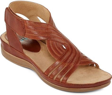 jcpenney shoes sandals jcpenney yuu yuu dynah strappy sandals
