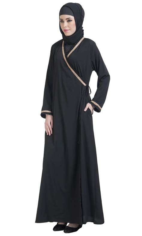 Powell Color Story Black Butcher Block Kitchen Island Alhannah Islamic Clothing Abaya Salwar Kameez Hijab Jilbab