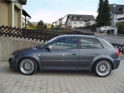 Audi S3 8l Technische Daten by Audi S3 8l S Charf 3 Tuning Community Geilekarre De