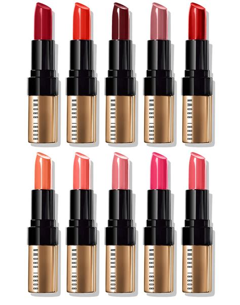 Brown Luxe Lip Color Original brown luxe lip color launches for september 2015