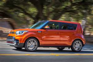 Kia Soul 2017 Kia Soul Vs 2017 Honda Fit Compare Cars
