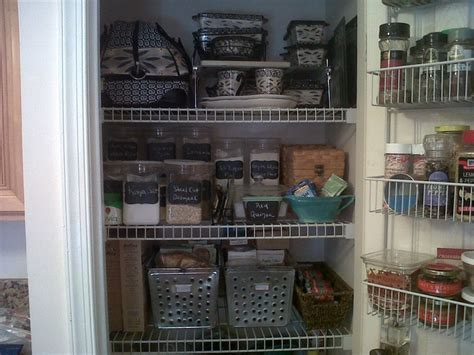 Martha Stewart Pantry List by S Pantry Re Do Larger Labels Are Martha